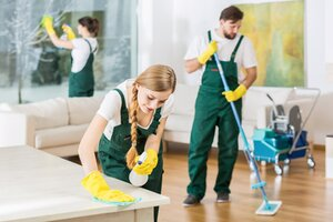 Hire House Cleaner